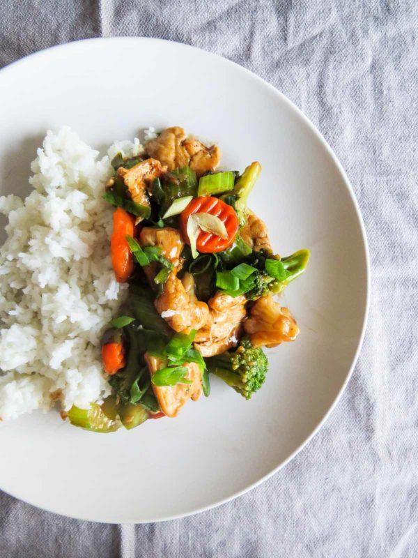 Kitchen Sink Chinese Stir Fry