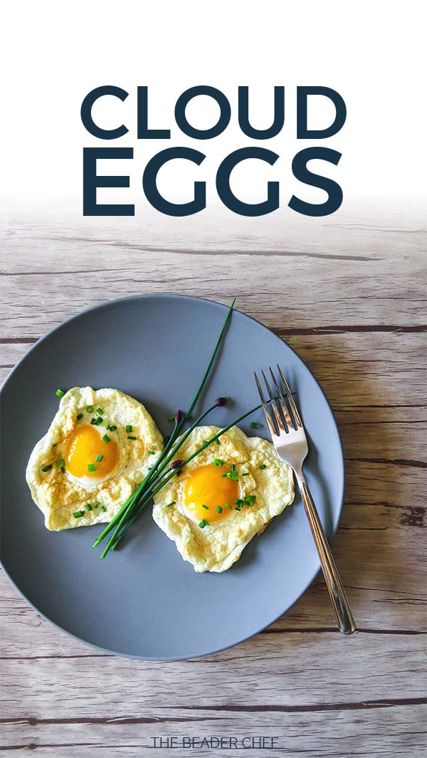 Cloud Eggs Pinterest Pin