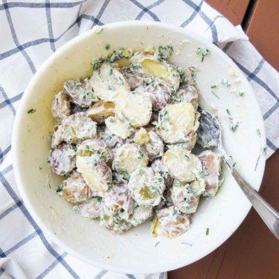 Rustic Potato Salad